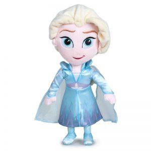 Peluche Disney Frozen 2 Elsa 30cm