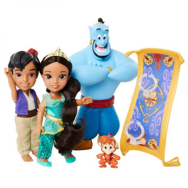 Coffret personnages Aladdin Disney