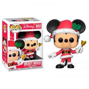Figurine POP Disney Holiday Mickey