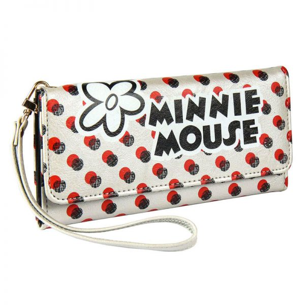 Portefeuille Minnie Disney