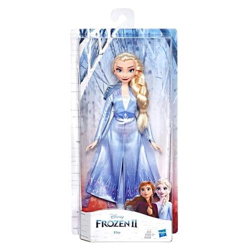 Poupée Elsa Disney Reine des neiges 2