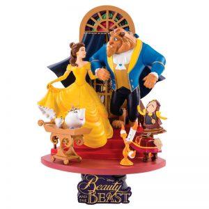 Figurine La Belle et la Bête