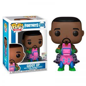 Fortnite Fier Destrier Figurine Funko Pop