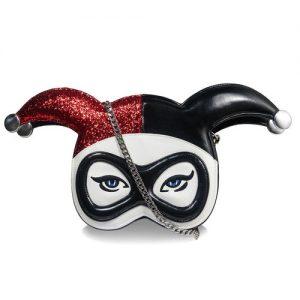 Harley Quinn Sac bandoulière masqué