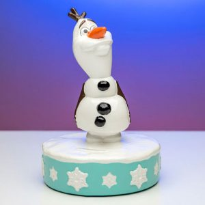 Olaf Tirelire Reine des neiges 2