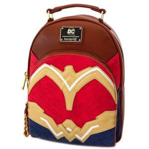 Sac à dos Wonder Woman Loungefly