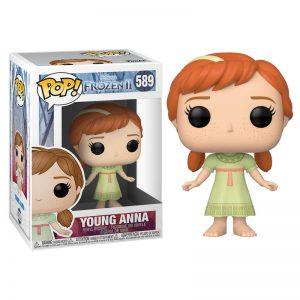 Young Anna Figurine POP Reine des neiges 2