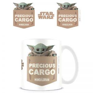 Mug Mandalorian Star Wars Precious Cargo