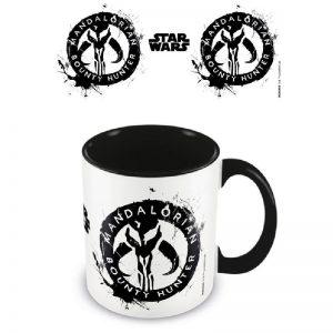 Star Wars The Mandalorian Bounty Hunter mug Capacity: 315ml.