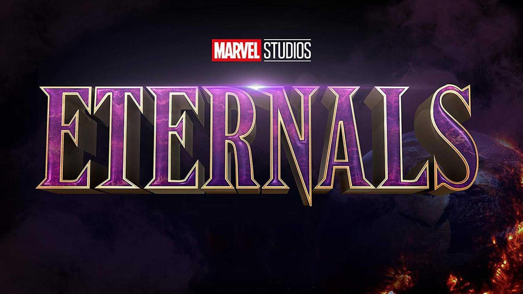 Marvel Eternals le film