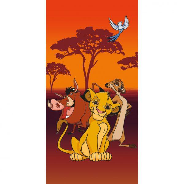 Disney The Lion King Serviette de plage - 70 x 140 cm