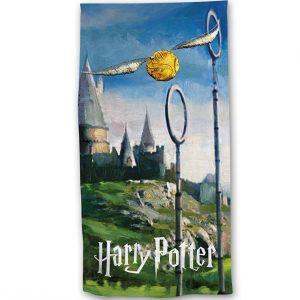 Harry Potter Balle de Quidditch - Serviette de Plage
