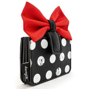 Loungefly Porte-cartes Motif Minnie Mouse