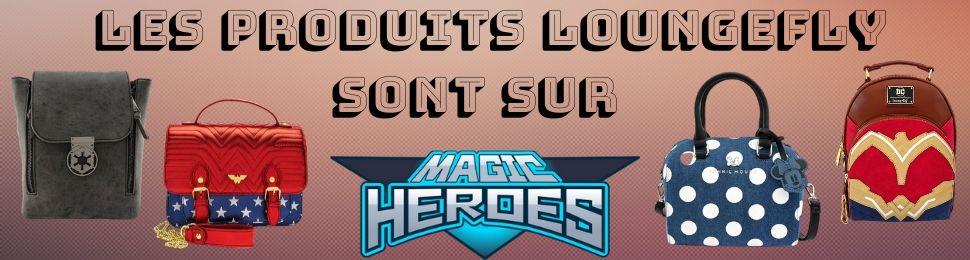 Articles loungefly en vente sur magicheroes