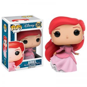 Figurine POP Ariel Disney La Petite Sirène