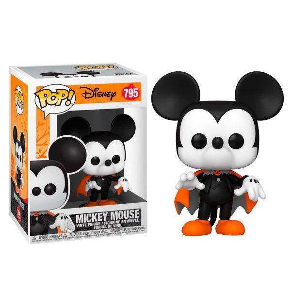 Figurine POP Disney Halloween Spooky Mickey