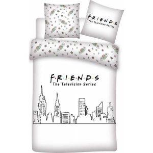 Parure de lit Friends 240x220 cm