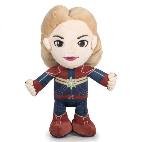 Peluche Marvel Captain Marvel