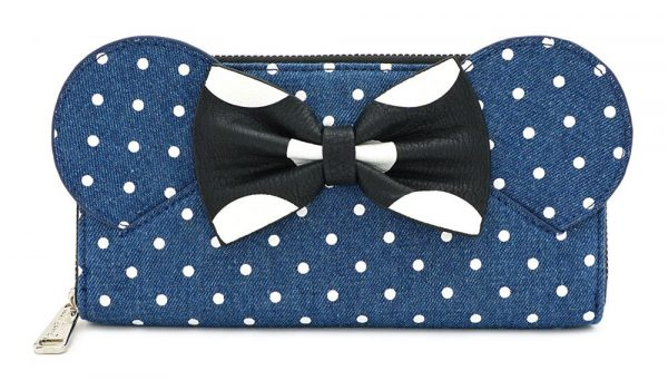 Portefeuille Minnie Loungefly