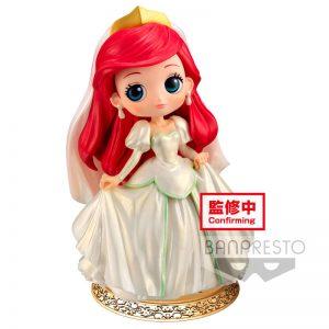 Q Posket Ariel Dreamy Style Figurine Disney
