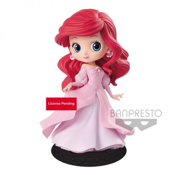 Q Posket Ariel Dress Figurine Disney