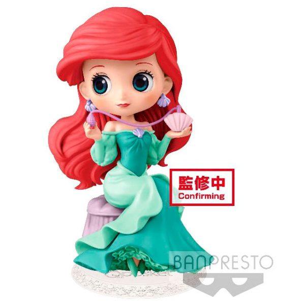 Q Posket Ariel Perfumagic Figurine Disney