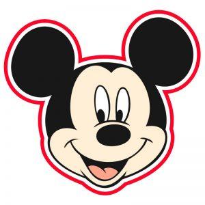 Serviette de plage Disney Mickey en microfibre