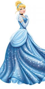 Cendrillon, une princesse Disney