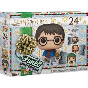 Calendrier de l'Avent Harry Potter