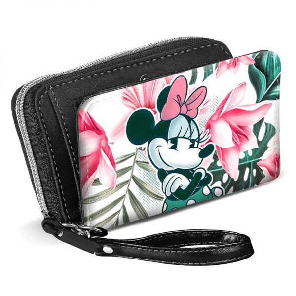 Portefeuille Disney Minnie Tropical
