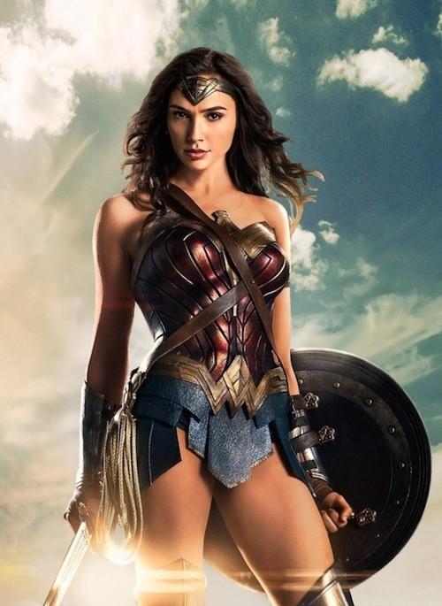 personnage Wonder Woman