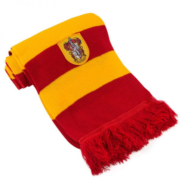 Écharpe Gryffondor Harry Potter