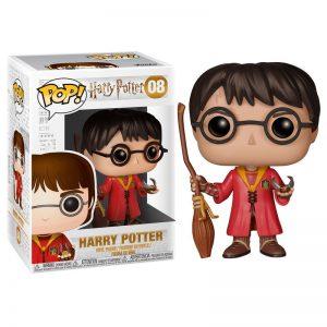 Figurine POP Harry Potter Quidditch