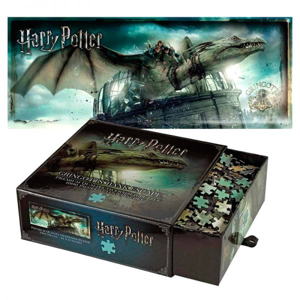 Puzzle Harry Potter Gringotts Bank Escape