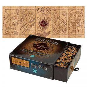 Puzzle Harry Potter le maraudeur 1000 pièces