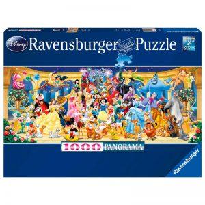 Puzzle panorama Disney 1000 pièces