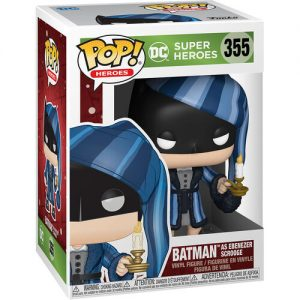 Figurine POP DC Holiday Scrooge Batman