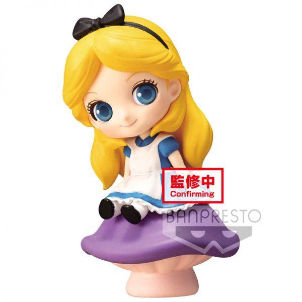 Disney Sweetiny petit Alice Q Posket figurine