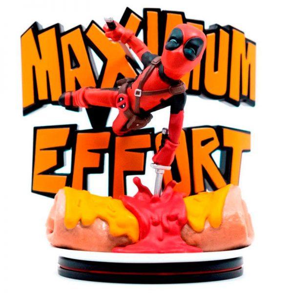Figurine Diorama Effort Maximum Marvel Deadpool