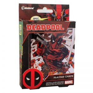 Jeu de cartes Marvel Deadpool
