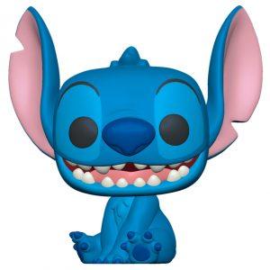 Figurine POP Stitch Souriant Assis