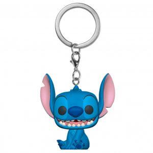 Porte-clés Pocket POP Disney Stitch