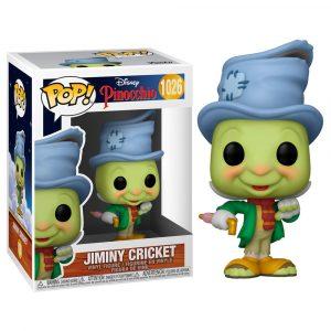 Figurine POP Disney Pinocchio Jiminy Cricket