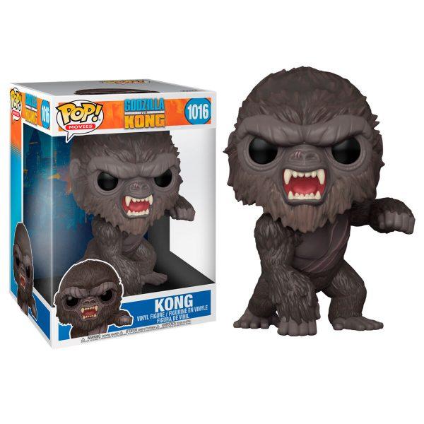Figurine POP Godzilla Vs Kong - Kong 25cm