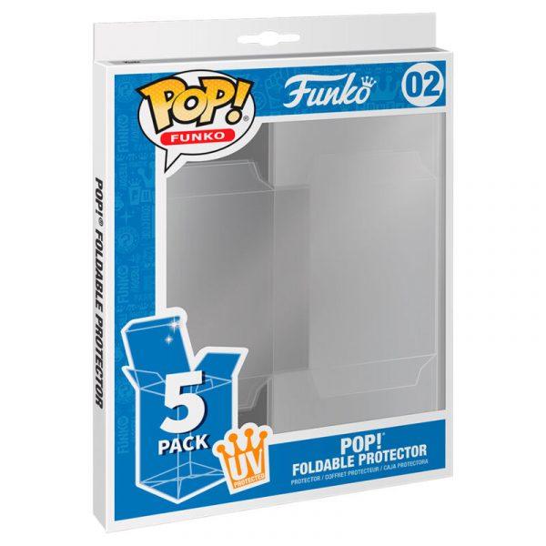 Protecteur POP pliable POP Pack 5