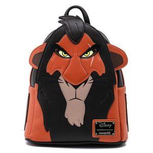 Sac à dos Loungefly Disney Le Roi Lion Scar
