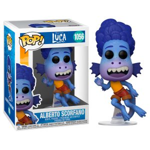 Figurine POP Disney Luca Alberto Mer