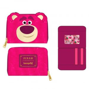 Portefeuille Loungefly Disney Pixar Toy Story Lotso
