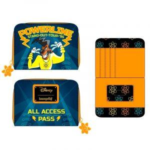 Portefeuille Loungefly Disney Powerline Goofy