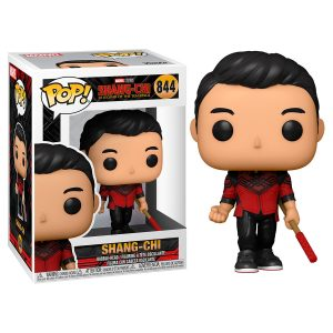 Figurine POP Marvel Shang-Chi - Shang-Chi